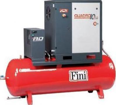 Compresor de aer, cu surub elicoidal Fini de la Fcc Turbo Srl