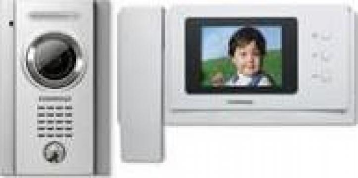 Videointerfon color Commax cu memorie CDV-40NM DRC-4MC de la Prosystem Srl