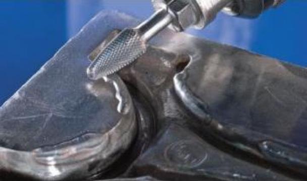 Freze biax carbura metalica cu invelis Hicoat PFERD de la Akkord Group Srl
