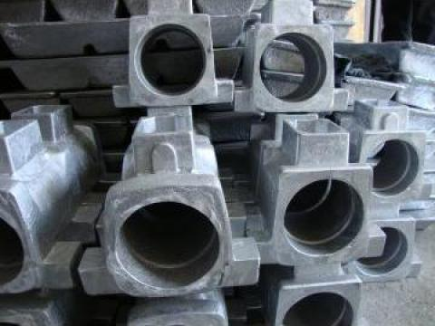 Piese turnate din aluminiu de la Turbonef S.r.l.