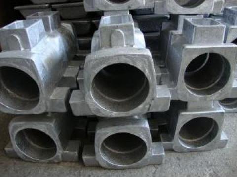 Piese turnate ebosat din aluminiu de la Turbonef S.r.l.
