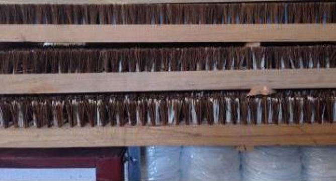 Perii pentru curatat selector de la Electroterm Ind Srl