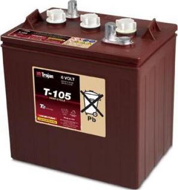 Baterie 6V 225Ah Trojan T105