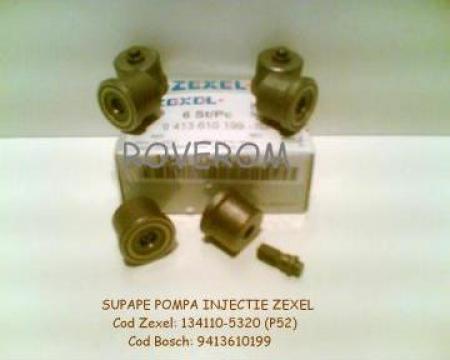 Supape (P52) pompa injectie Zexel
