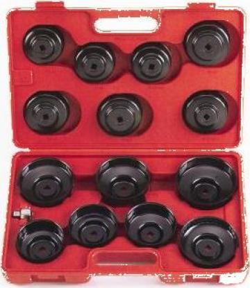Trusa de chei pentru filtre de ulei de la Zimber Tools