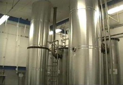 Linie productie alcool de la Future Technology Design