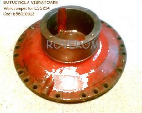 Butuc (flansa) rola vibratoare vibrocompactor YTO LSS214