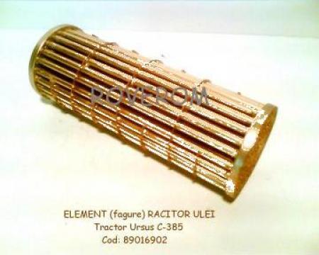 Element (fagure) racitor ulei tractor Ursus C-385, Zetor ZTS