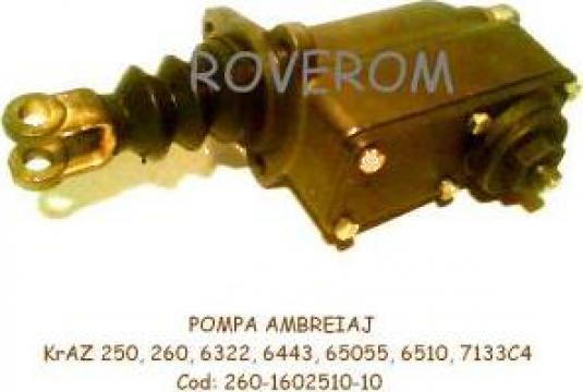 Pompa ambreiaj KrAZ 250, 260, 6322, 6443, 65055, 6510, 7133
