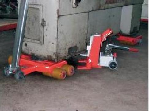 Transportoare pentru sarcini mari de la Parcon Freiwald Srl