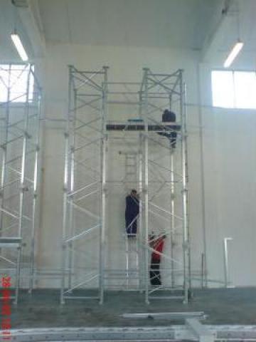 Servicii de montaj rafturi metalice