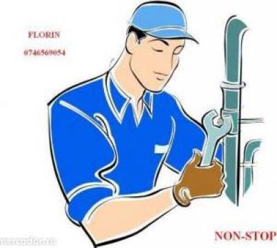 Lucrari de instalatii sanitare/ canalizare/ termice de la Luk Install
