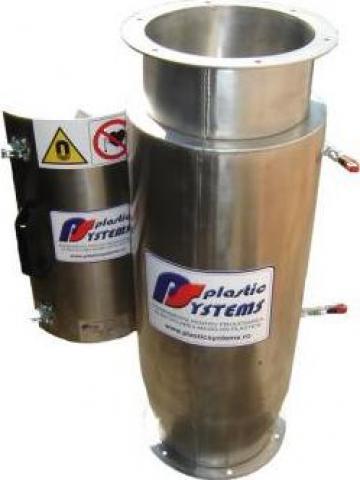Separator magnetic pt. tubulatura circulara de la Plastic Systems Srl