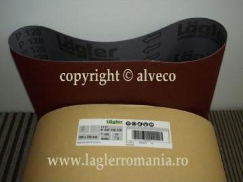 Banda abraziva 200x750 mm,G120 de la Alveco Montaj Srl