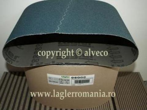 Banda abraziva 200x750 mm, G60 de la Alveco Montaj Srl