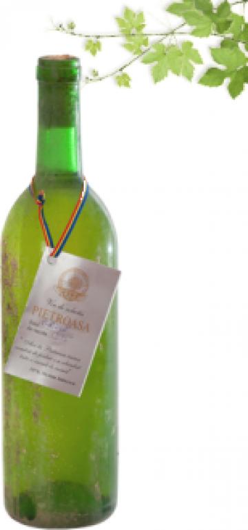 Sticla cu vin Pietroasa Veche Grasa de Cotnari 1995