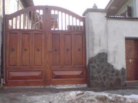 Porti lemn masiv de la Pfa Sumedrea