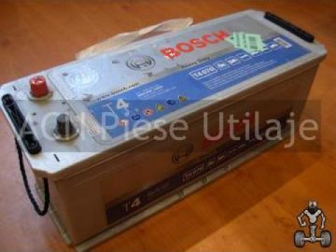 Baterie Bosch buldoexcavator Komatsu