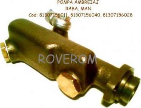 Pompa ambreiaj Raba, Man, Renault de la Roverom Srl