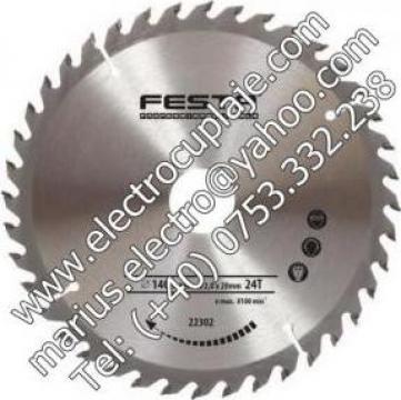 Panza circulara 150 x 20 mm 24Z de la Electrofrane