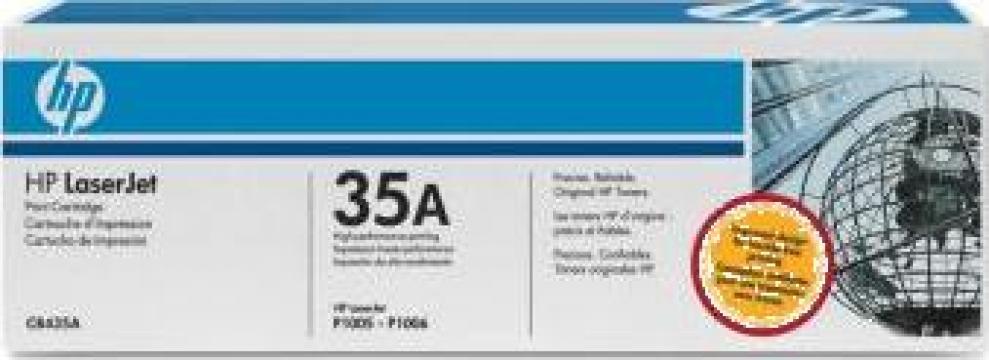 Toner HP CB435A 1500 pagini, Black