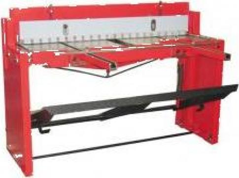 Ghilotina pentru tabla Holzmann TBS 2000 de la Seta Machinery Supplier Srl