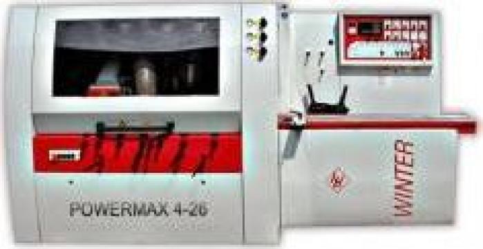 Masina de rindeluit pe 4 fete Winter Timbermax 4-26