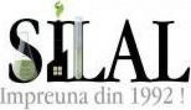 Oxid de magneziu p.a. de la Silal Trading Srl