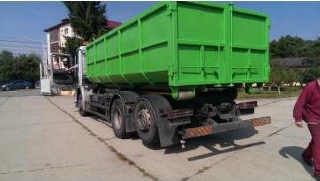 Container gunoi, deseuri menajere de la Baza Tehnica Alfa Srl