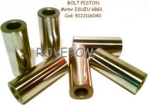 Bolt piston motor Isuzu 6BG1, 4BD1, excavator Hitachi, JCB de la Roverom Srl