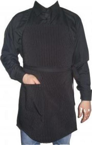 Camasa slim neagra barbati de la Johnny Srl.
