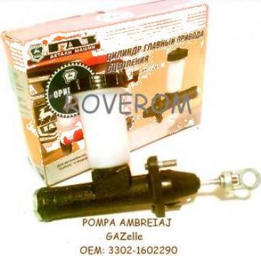 Pompa ambreiaj GAZelle, GAZ-3302, GAZ-3310 Valdai, UAZ