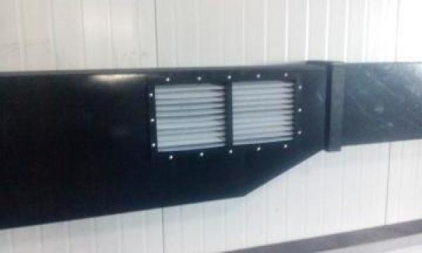Instalatie exhaustare de la Scaleit Srl