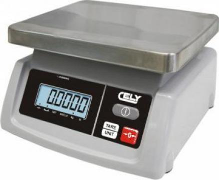 Cantar de bucatarie-brutarie Cely PS-50 cantarire 6 kg de la Electro Supermax Srl