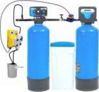 Instalatie filtrare calcar fier, mangan, amoniu DD.Birm25EMN