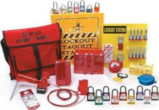 Dispozitive de siguranta LockOut - TagOut