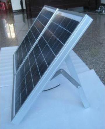 Incarcator solar de 40w pt. baterii auto de 12v si celulare de la Oktelecom