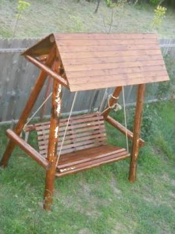 Balansoar lemn de la