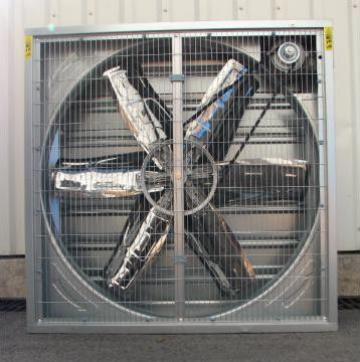 Ventilator Axial de perete 120 T4 1.1 kW de la Nicholas Industrial Eood