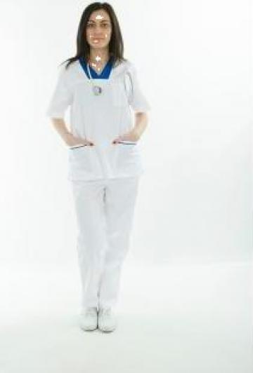Bluza medicala dama - Dana de la Amax Tailoring Srl