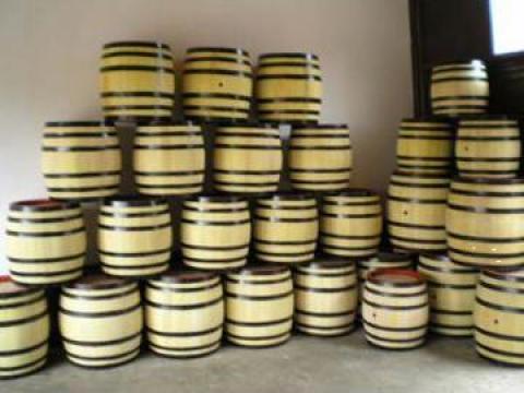 Butoaie din lemn 5-600 L de la