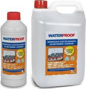 Aditiv hidroizolant pentru betoane si mortare Waterproof