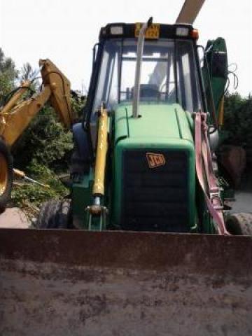 Buldoexcavator JCB 214E