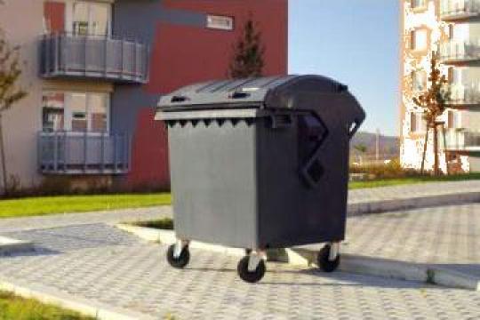 Container gunoi 1100L de la Urban Biaplus AVR Srl