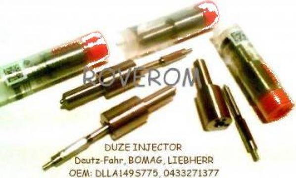 Duze (DLLA149S775) injector Deutz-Fahr, Bomag, Liebherr de la Roverom Srl