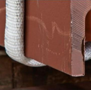 Furtun protectie antitaiere NoCut pentru chingi textile de la Parcon Freiwald Srl