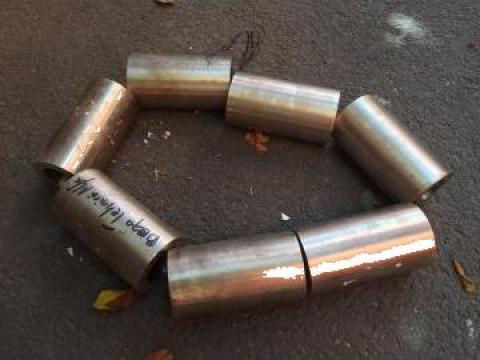 Bucsa bronz D=69 x d=50 x 130 mm de la Baza Tehnica Alfa Srl