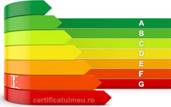 Certificat energetic de la Reflex Architecture Srl