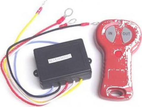 Troliu auto Wireless 12v