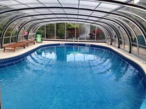 Acoperire piscina de la Dreamcover.ro
